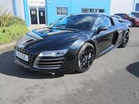 Audi R8 V10 5.2 FSI S Tronic Quattro 2dr Black
