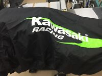 Kawasaki MX 250/450 bike cover