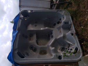 Arctic spa hot tub