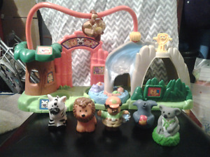 Fisher price little people