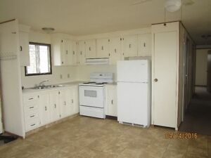 2 Bedroom Home Available