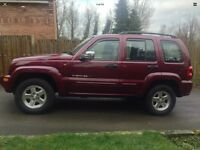 Jeep Cherokee , 2.5 Diesel , manual