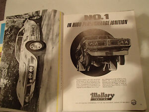 VINTAGE 1973 ANNUAL AUTORAMA HOT ROD SHOW WORLD MAGAZINE INTERNA Sarnia Sarnia Area image 3