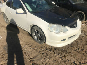 Acura Rsx Type S Parts Kijiji In Edmonton Buy Sell Save With - Acura rsx aftermarket parts