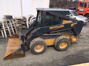 New Holland Bobcat LS 180