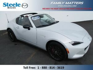 2017 MAZDA MX-5 RF GT Own for $272 bi-weekly with $0 down