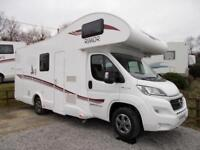 New 2018 Rimor Seal 5 Rear Garage 6 Berth Motorhome £45999 OTR