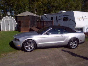 2011Mustang gt Convertible no reasonable offer refused