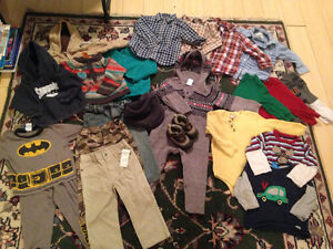 18-24 months clothing lot