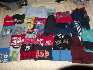 Boys Size 2 Fall clothing