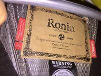 BURTON RONIN ROMAIN DE MARCHI SNOWBOARDING PANT & JACKET