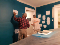 Professional painters  Commerical and residential  hdcolours.ca