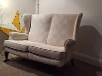 Couch sofa Parker Knoll 2 seater Vintage settee