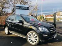 2011 Merc-Benz ML350 3.0CDI ( 221bhp ) 4X4 Auto Grand Edition(FULL HISTORY)