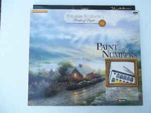 Paint By Number - Paint Set