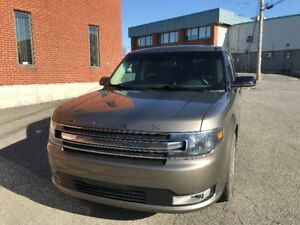 Ford Flex SEL AWD 2013, 7 passagers