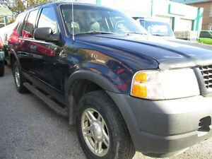 2003 Ford Explorer SUV, Crossover 4X4