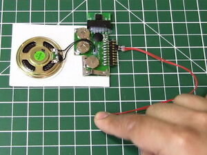 5-25pcs-Diy-Kit-200sec-1-boton-Mp3-dispositivo-Voz-Sonido-De-La-Musica-Disco-modulo-de-chip