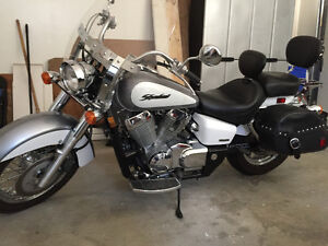 Head-turner Honda Shadow Aero