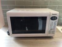 Panasonic Slimline Combi microwave/grill/convection oven