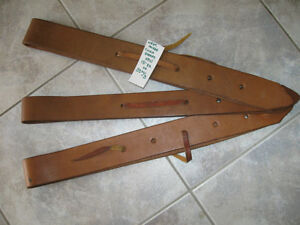 ...New Western Cinch Straps....