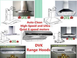 Summer sale at DVK up to 60% off Hood Fans start From