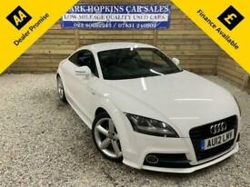 image for 2012 Audi TT 1.8 TFSI S LINE 2d 158 BHP Coupe Petrol Automatic