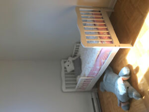 Lit de transition - enfant / Toddler bed