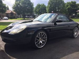 2000 Porsche 911 Carrera Convertible