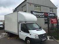 2011 Ford Transit Luton 2.4TDCi Duratorq ( 115PS ) with tail lift