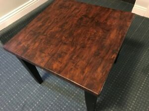 two pieces coffee tables