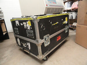 Shipping Case for heavy duty instruments
