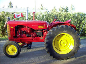 1953 MASSEY 44 TRACTOR FOR SALE