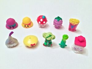 SHOPKINS SEASON 1 & 3 LOT OF 10! (NEW)