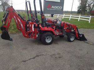 Massey Ferguson GC1710 -2015 clear out Gatineau Ottawa / Gatineau Area image 1
