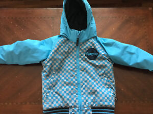 Boys Burton winter bomber size 4t. Very good condition. $60