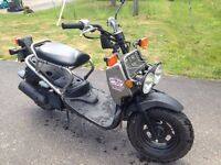 Looking for someone that can mod a HONDA RUCKUS