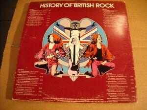 History of British Rock vol. 2, a 2 LP set Belleville Belleville Area image 3