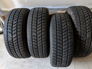 Snow Tires - Set of 4 - 215/60 R16