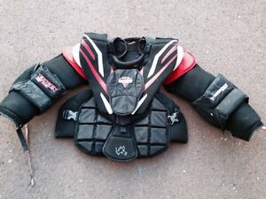 Pro Goalie chest protector for Sale