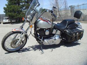 1996 Harley Davidson softtail factory original - FLF 1430 evo