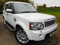 2011 Land Rover Discovery 3.0 SDV6 HSE 5dr Auto Harman Kardon! Rear Camera! ...