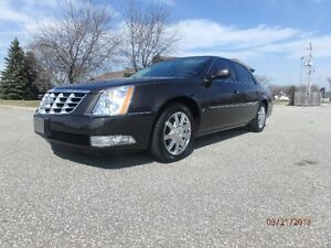 2008 Cadillac DTS Luxury Level III Sedan