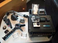 FOR SALE:  Complete Go Pro Package