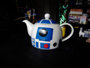 R2D2 Tea Pot (large) $25