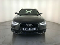 2013 AUDI A4 S LINE TDI AUTOMATIC DIESEL ESTATE FINANCE PX WELCOME