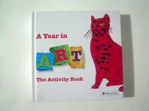A Year in Art  the Activity Book - Hardcover
