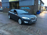 2008 58 FORD MONDEO 2.2TDCi 175 TITANIUM X,5 DOOR 85000 MILES WARRANTED