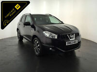2013 63 NISSAN QASHQAI 360 IS DCI DIESEL 1 OWNER SERVICE HISTORY FINANCE PX