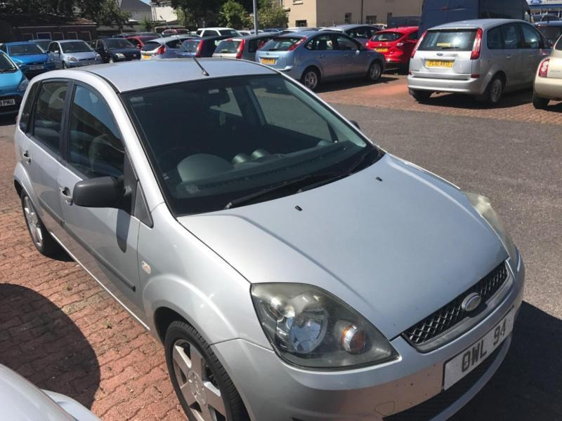 Car Tax For  Ford Fiesta Style Climate Cc Petrol
